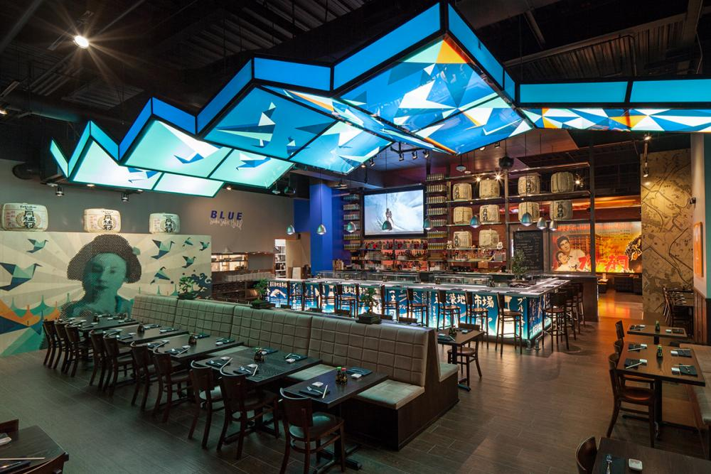 a second blatt beer table location opens in southwest omaha next to sister restaurants baby blue sushi sake grill and roja mexican grill